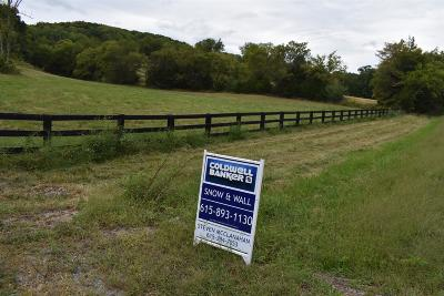 Rutherford County Residential Lots & Land For Sale: Hoovers Gap Road