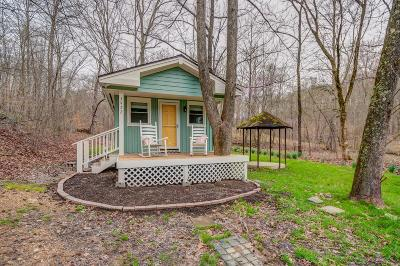 Maury County Single Family Home Under Contract - Not Showing: 3972 Skelley Rd