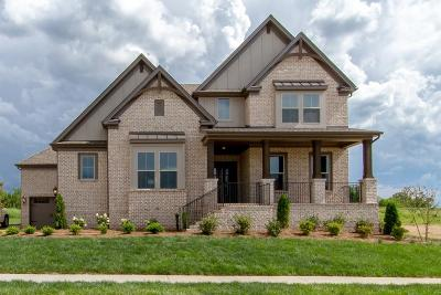 Brentwood  Single Family Home For Sale: 1902 Traditions Circle #47