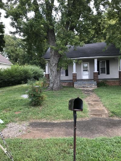 Lawrenceburg Single Family Home For Sale: 120 S Columbia Ave