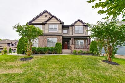 Davidson County Single Family Home Under Contract - Not Showing: 8901 Macauley Ln