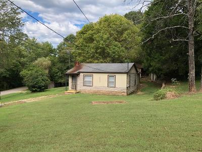Christian County, Ky, Todd County, Ky, Montgomery County Single Family Home For Sale: 731 New Rd