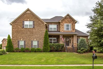 Spring Hill  Single Family Home Under Contract - Showing: 2001 Via Francesco Ct