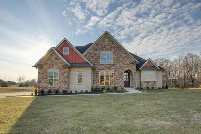 Clarksville Single Family Home For Sale: 1004 Felts Dr