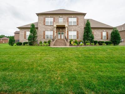 Hendersonville Single Family Home Under Contract - Not Showing: 121 Brierfield Way