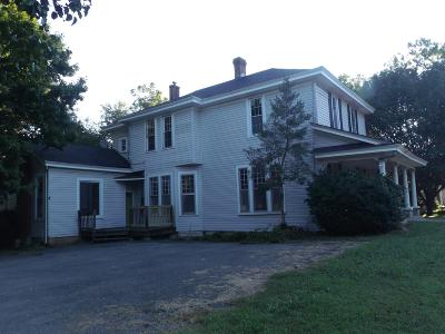 Marshall County Single Family Home For Sale: 1040 W Commerce St