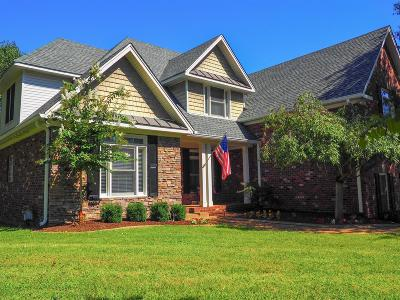 Hermitage Single Family Home Under Contract - Not Showing: 5829 Seven Points Trce