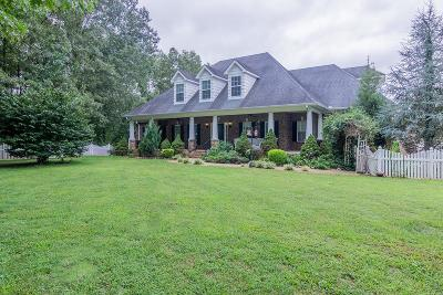 Murfreesboro Single Family Home Under Contract - Showing: 4168 Shores Rd