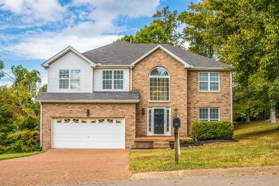 Kingston Springs Single Family Home For Sale: 152 Scenic Harpeth Dr