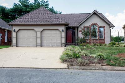Columbia  Single Family Home Under Contract - Showing: 5008 Lady Diana Dr