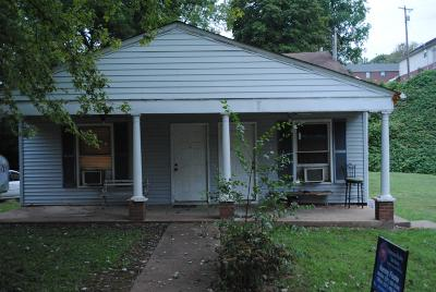 Clarksville Multi Family Home Under Contract - Showing: 725 Elder St