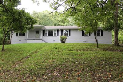 Nashville Single Family Home For Sale: 6425 Charlotte Road Cir