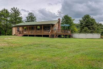 Hickman Single Family Home Under Contract - Showing: 2495 Hickman Rd