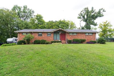 Nashville Single Family Home For Sale: 106 Two Rivers Ct