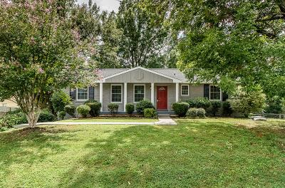 Nashville Single Family Home For Sale: 226 Downeymeade Dr