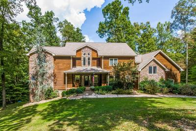 Ashland City Single Family Home For Sale: 245 Cimmaron Way
