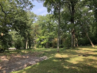 Nashville Residential Lots & Land For Sale: 4600 Shys Hill Rd