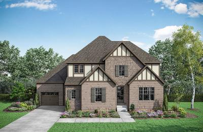Nolensville Single Family Home Under Contract - Not Showing: 2021 Belsford Drive #166