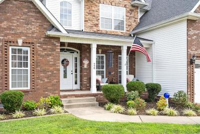 Clarksville Single Family Home For Sale: 998 Willow Cir