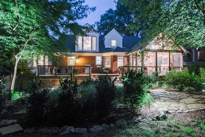 Nashville Single Family Home For Sale: 2004 Cedar Ln