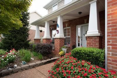 Wilson County Single Family Home Under Contract - Not Showing: 1402 Saddle Crst
