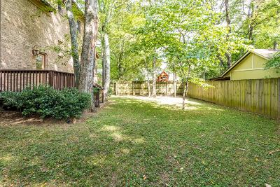 Nashville Single Family Home For Sale: 4222 Jamesborough Pl