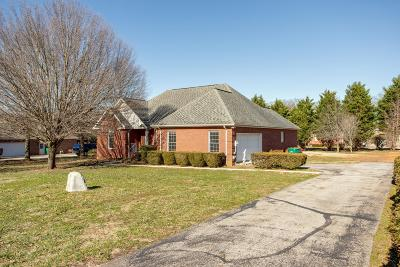 Winchester Single Family Home For Sale: 112 Favre Cir
