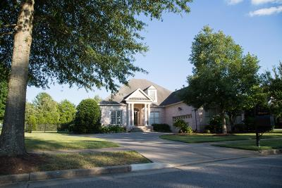 Franklin Single Family Home Under Contract - Showing: 608 Janice Ct