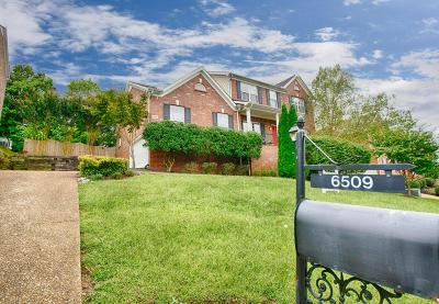 Brentwood Single Family Home For Sale: 6509 Banbury Xing