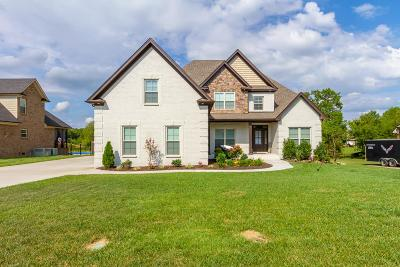 Murfreesboro Single Family Home For Sale: 591 Jim Cedar Dr