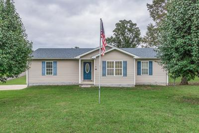White Bluff TN Single Family Home Under Contract - Showing: $189,900