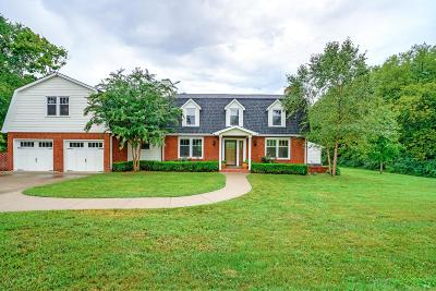 Lavergne Single Family Home Under Contract - Showing: 143 Blair Rd