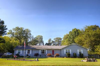 Hermitage Single Family Home For Sale: 3049 Dell Dr