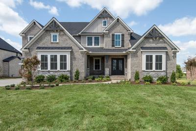 Brentwood Single Family Home For Sale: 1855 Pageantry Circle #107