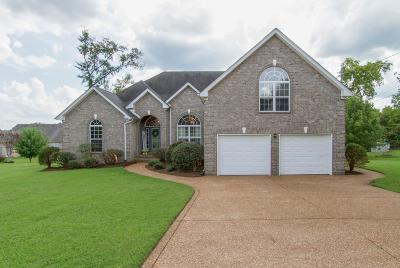 Lavergne Single Family Home Under Contract - Showing: 6009 Quincy Ct