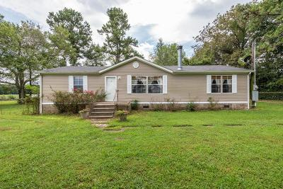 Bradyville Single Family Home Under Contract - Showing: 946 McMahan Rd