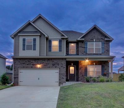 Clarksville Single Family Home For Sale: 1025 Silo Dr