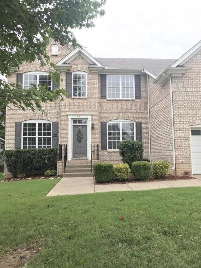 Nolensville Single Family Home For Sale: 841 Cranberry Ln