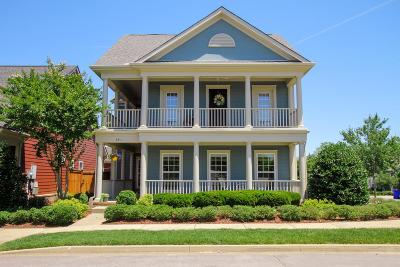 Wilson County Single Family Home Under Contract - Not Showing: 3211 Charleston Way