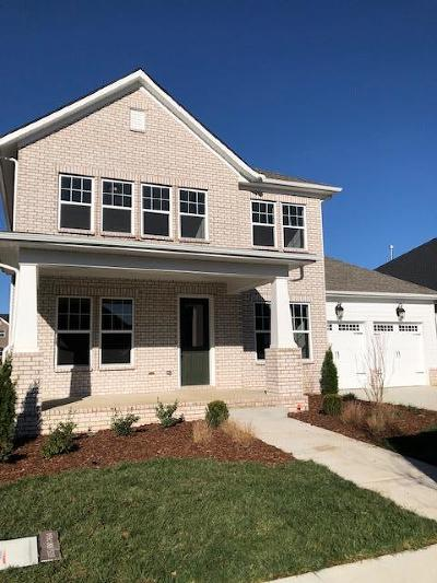 Hendersonville Single Family Home For Sale: 107 Championship Place #292