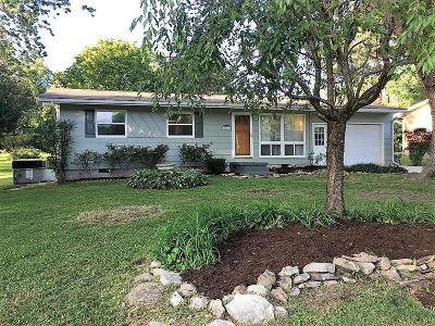 Cookeville Single Family Home Under Contract - Showing: 618 E 21st