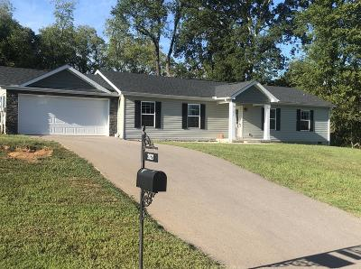 Spring Hill  Single Family Home For Sale: 2021 Silverado Pass