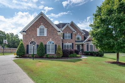 Brentwood TN Single Family Home Under Contract - Showing: $609,000