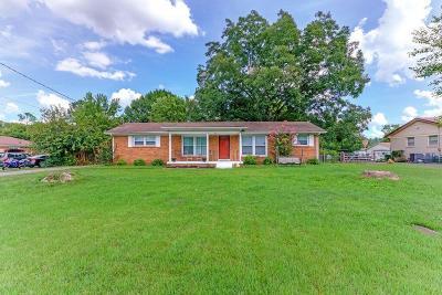 Smyrna Single Family Home For Sale: 101 Walnut St