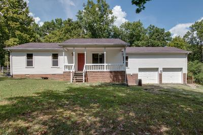 Rockvale Single Family Home Under Contract - Showing: 3030 Coleman Hill Road