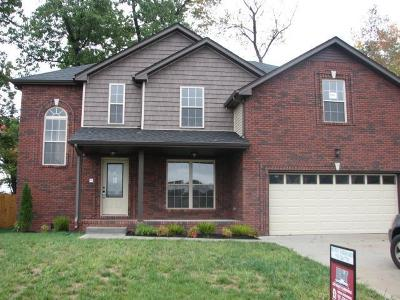 Christian County, Ky, Todd County, Ky, Montgomery County Rental For Rent: 1748 Apache Way