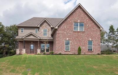 Single Family Home For Sale: 1216 Piper Glen Road