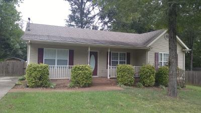 Marshall County Single Family Home Under Contract - Showing: 1510 Christi Ave