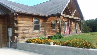 Lawrenceburg Single Family Home For Sale: 3238 NE Womble Ridge Rd