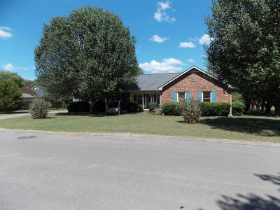 Murfreesboro Single Family Home For Sale: 1007 Grove Cir